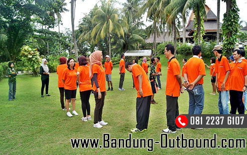 Program Kegiatan Outbound Training