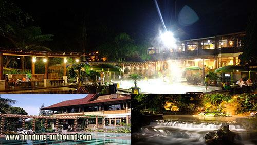 Tempat Outbound di Bandung Sari Ater Resort
