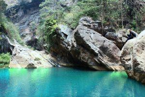 Objek Wisata Sanghyang Heuleut