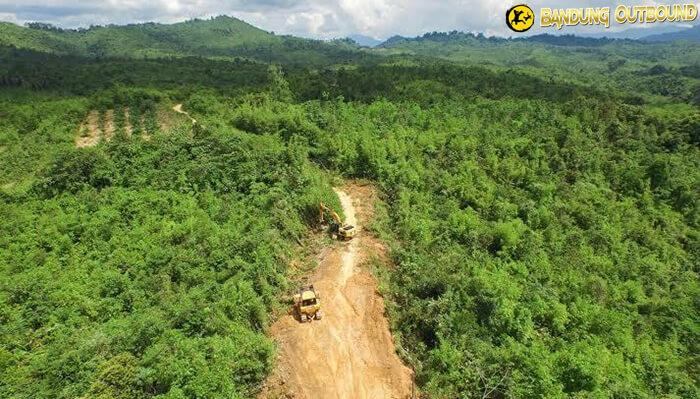 Hutan Seimanggaris, Kalimantan Utara