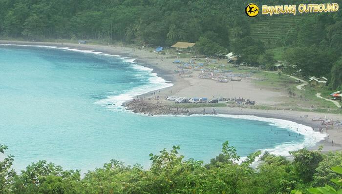 Pantai Cikembang, Sukabumi, Jawa Barat