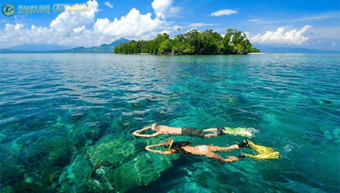 Pulau Wakatobi, Sulawesi Tenggara