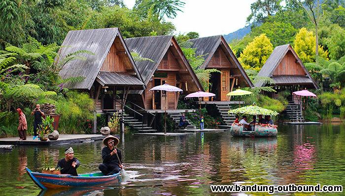 Wisata Alam Dusun Bambu Family Leisure Park