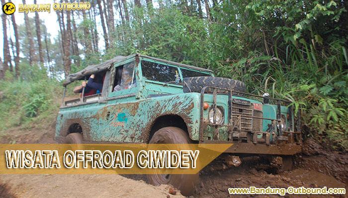 Wisata Offroad Ciwidey