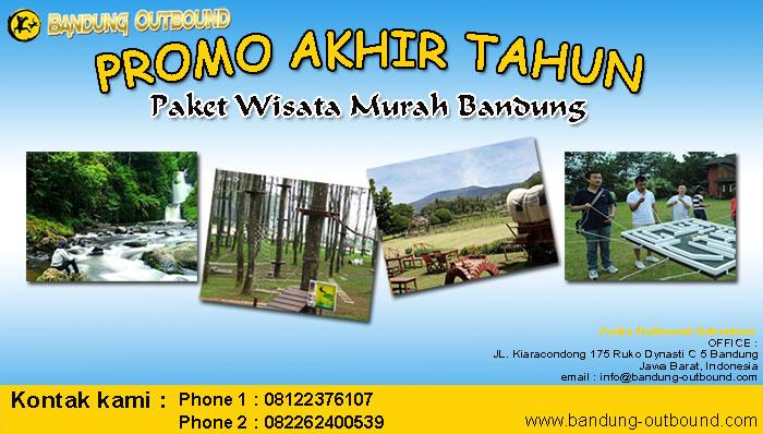 Promo Akhir Tahun 2019 Paket Wisata Murah Bandung