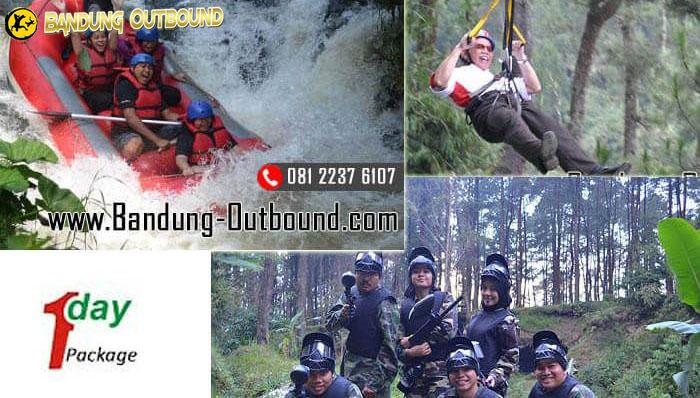 MARET CERIA Paket Outbound Bandung 1 Hari ( One Day )